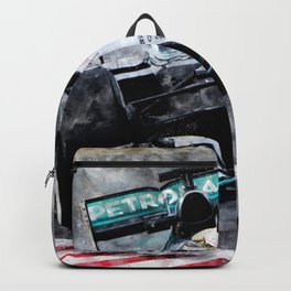 Lewis Hamilton 2015 Backpack