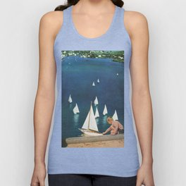 Harbor Unisex Tank Top