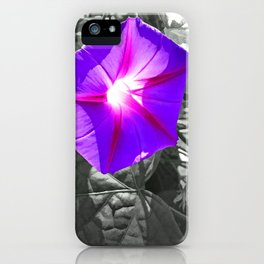 Floral Light iPhone Case