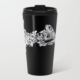 Crocodilian Travel Mug