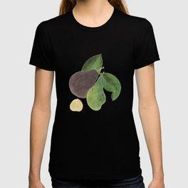 Avocado watercolour T-shirt