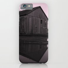 Warehouse Reflection in Pink iPhone 6s Slim Case