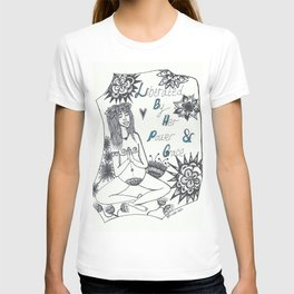 liberated birth T-shirt