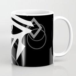 Eye Of Horus (Yin Yang Crest) Coffee Mug