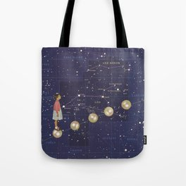 Journey to discovering you Tote Bag