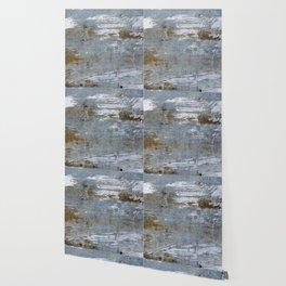 Abstract Rusty Grunge Metal Wallpaper