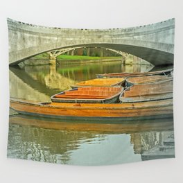 PUNT-UAL Wall Tapestry