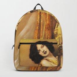 Vintage Glamour Backpack