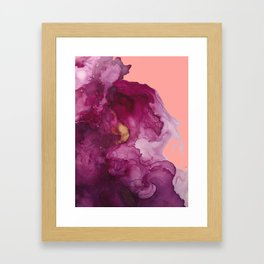 Just get Ready Framed Art Print
