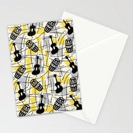 Guitar Mambo 45 Stationery Cards