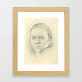 1-900-Linden Framed Art Print