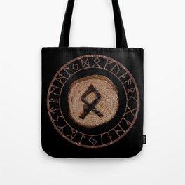 Othala Rune ancestral property, one's homeland or a sense of physical, mental, emotional, spiritual Tote Bag