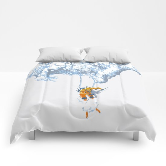 Avalanche Comforters