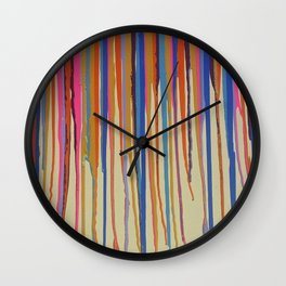 The Drip Wall Clock