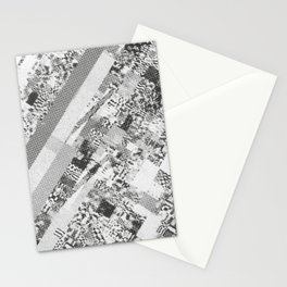 Techno Morning. Stationery Cards