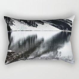 Water Reflections II Rectangular Pillow