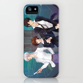 Psycho-pass iPhone Case
