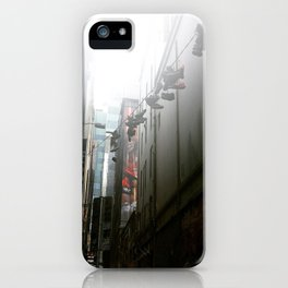 Laneways iPhone Case