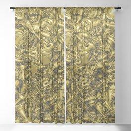 King's Ransom Sheer Curtain