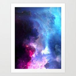 Astralis Art Print