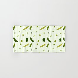 Pickles Hand & Bath Towel