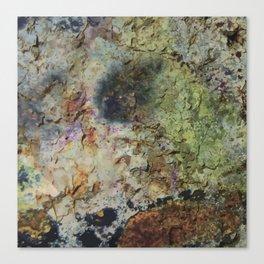 """Rusty grunge surface"" Canvas Print"