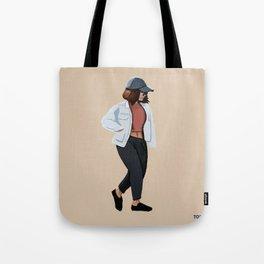 Fashion Jacket Tote Bag