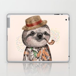 Mr.Sloth Laptop & iPad Skin