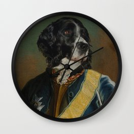 Colonel Westacott Wall Clock