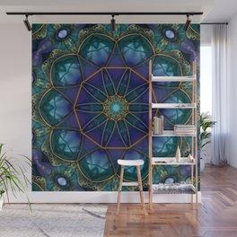 Moonstone Mandala Wall Mural
