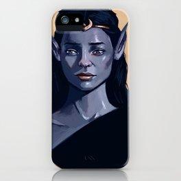 Moon Queen iPhone Case