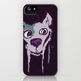 Anton - purple iPhone Case