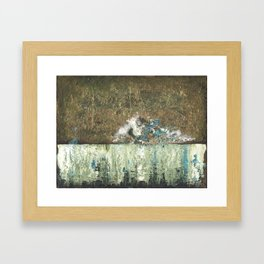 Tarnished Revisited Framed Art Print