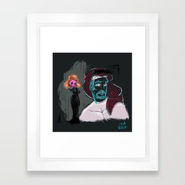 MR Framed Art Print