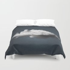 WAITING MAGRITTE Duvet Cover