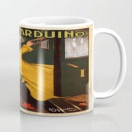 Vintage poster - Vitctoria Arduino Coffee Mug