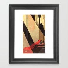 Lamentation of a Widowed Queen Framed Art Print