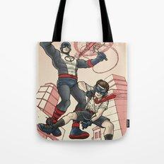 Bola and Kid Sling Tote Bag
