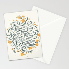 Room For Love Stationery Cards