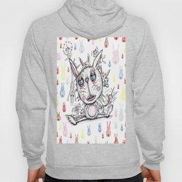 sad bunny Hoody
