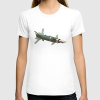 aviation T-shirts featuring sky writing by Nicholas Ely