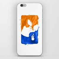 league iPhone & iPod Skins featuring Major Ink League by Jango Snow