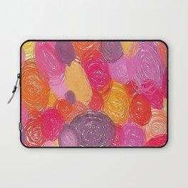 Candy Swirlies Laptop Sleeve