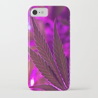 cannabis iPhone & iPod Cases featuring Cannabis  by End Of Prohibition