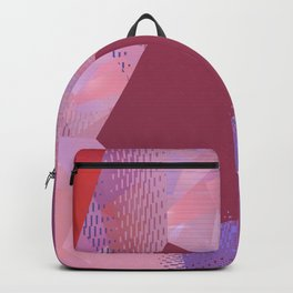 Textures Three Version One Backpack