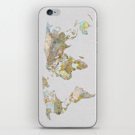 NEW ORDER iPhone Skin