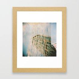 Bow Framed Art Print