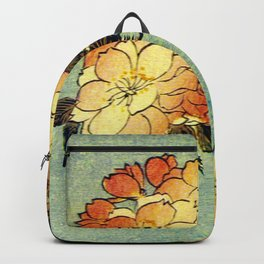 Springtime In Japan, Thinking Of You Backpack