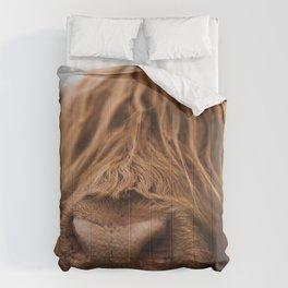 Dog by Devin Kaselnak Comforters