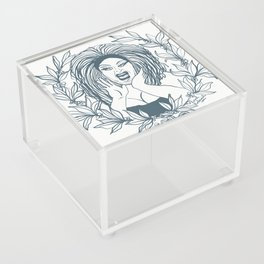 Divine Dawn Davenport Acrylic Box